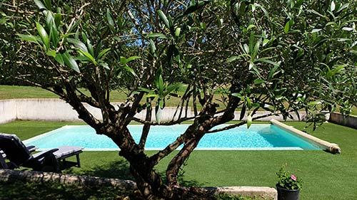 Chambre d'hôtes avec piscine à Sain Emilion